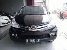 2011 Toyota New Avanza 1.3 G