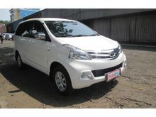 2014 Toyota Avanza 1.3 G MPV Putih mulus istimewa, No PR, bergaransi
