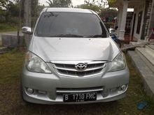 Toyota Avanza 1.3 G 2007 MPV bodi ori kaleng.istimewa