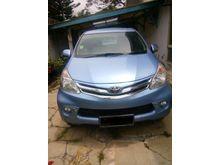 2012 Toyota Avanza 1.5 G MPV
