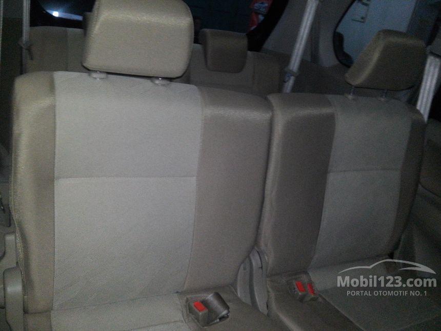 2013 Toyota Avanza G MPV