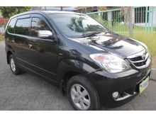 T. Avanza G AT VVTI 2010 Hitam AC Double