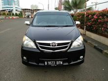 2009 Toyota Avanza 1.3 G Manual