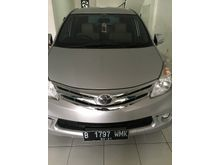 Toyota avanza 2013 dp kecil