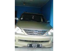 2005 Toyota Avanza 1.3 G MPV