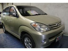 Toyota Avanza G Tahun 2005 AC DOUBLE Warna Gold