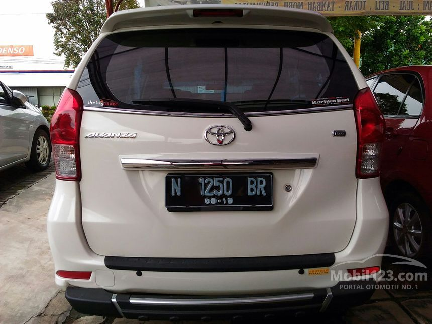 2014 Toyota Avanza G MPV