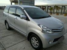2013 Toyota Avanza 1.3 G Automatic Silver Tangan 1 Low KM Mulus Sekali