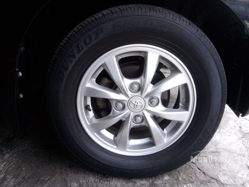 2012 Toyota Avanza G MPV