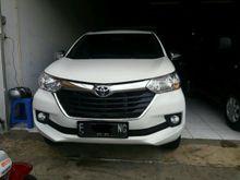 2016 Toyota Avanza 1.5 G MPV