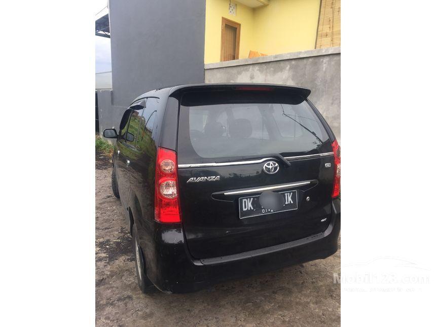 Toyota Avanza 2011 G 1.3 di Bali Automatic MPV Hitam Rp ...