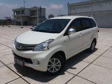 2014 Toyota Avanza 1.3 G MPV