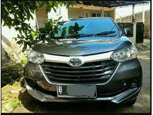 2016 Toyota Avanza 1.3 G MPV