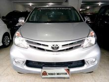 TOYOTA AVANZA G 1.3 MT 2011 FULL ORI (ANTIK KM 32RB) DP minim 20JT