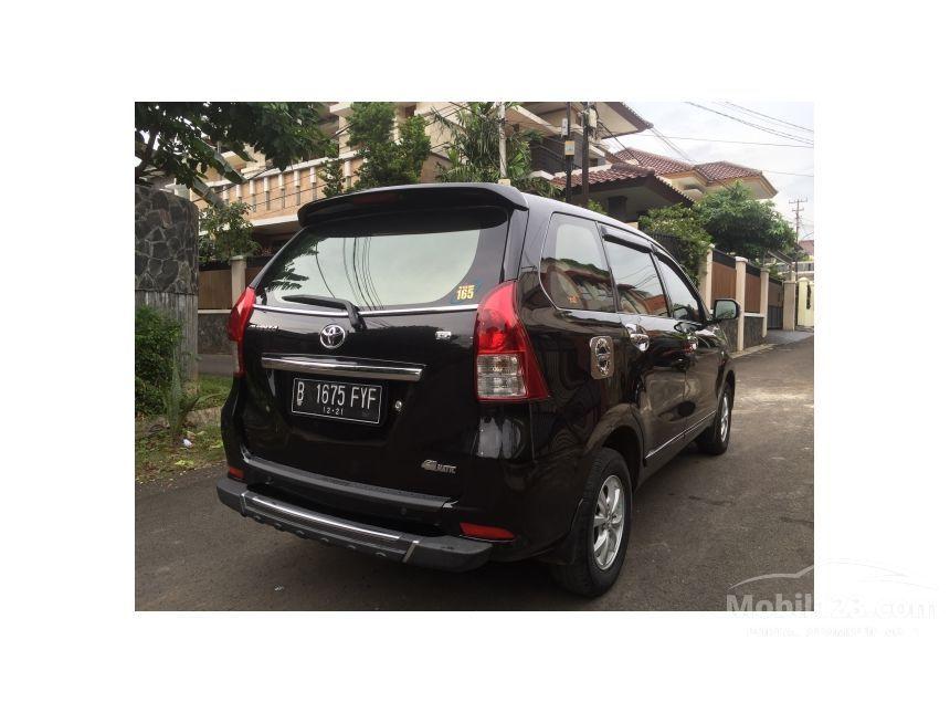 Toyota Avanza 2012 G 1 3 Di Dki Jakarta Automatic Mpv