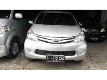 2013 Toyota Avanza 1.3 G MPV