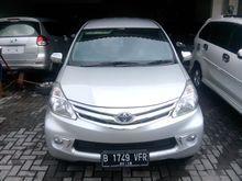 2013 Toyota Avanza 1,3 G MPV