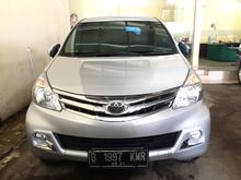 2015 Toyota Avanza 1.3 G AT