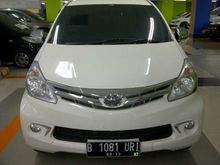 2014 Toyota Avanza 1.3 G MPV.Tdp 25jt