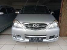 2009 Toyota Avanza 1.3 G Manual TDP 15 Jt bisa Nego Halus