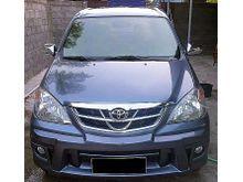 2010 Toyota Avanza 1.3 Type G  Th 2010 Abu Abu