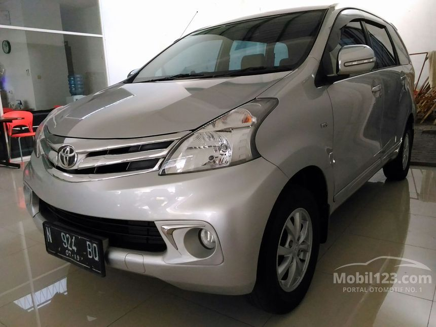 Jual Mobil Toyota Avanza 2014 G 1.3 di Jawa Timur Manual ...