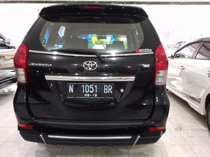 Toyota Avanza 2013 G 1.3 di Jawa Timur Manual MPV Hitam Rp ...