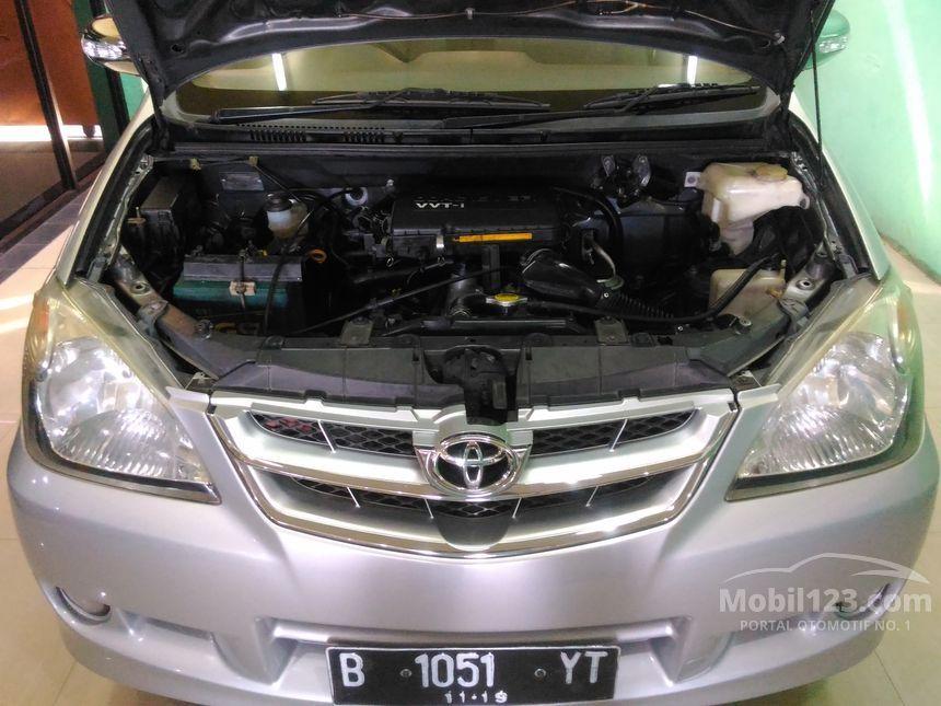 Jual Mobil Toyota Avanza 2008 1 3 Di Dki Jakarta Manual