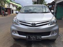 2013 Toyota Avanza 1.3  MPV Minivans