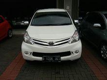 2012 Toyota Avanza 1.3  MPV Minivans