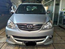 2011 Toyota Avanza 1.5 S MPV MT