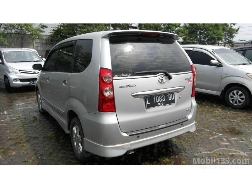 Jual Mobil Toyota Avanza 2011 S 1.5 di Jawa Timur Manual ...
