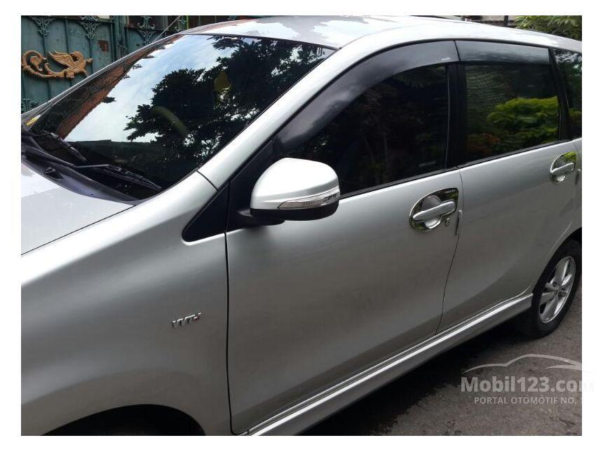 Jual Mobil Toyota Avanza 2012 Veloz 1.5 di Bali Manual MPV ...