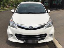 2014 Toyota Avanza Veloz 1.5 AT
