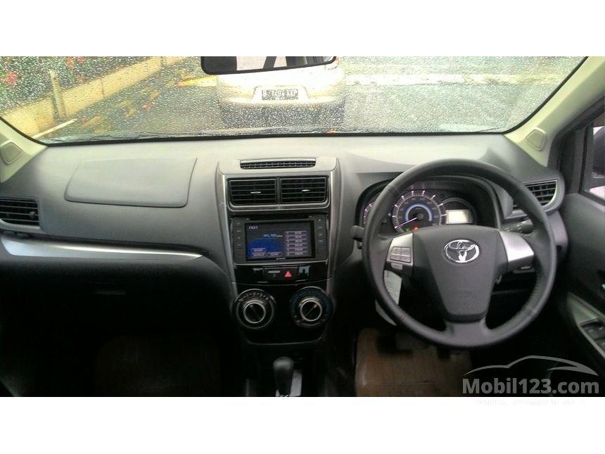 2016 Toyota Avanza Veloz MPV