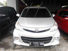2012 Toyota Avanza 1.5 Veloz