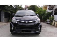 2015 Toyota Avanza 1.5 Veloz Matic Hitam
