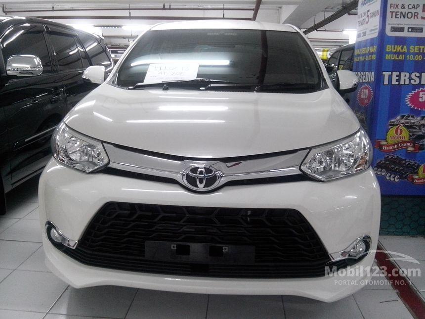 2015 Toyota Avanza Veloz MPV