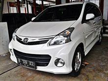 Toyota all new Avanza 1.5 Veloz 2013 MC automatic white elegant , full orisinil , Kondisi siap pakai