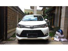 2016 Toyota Avanza 1.5 Veloz MPV