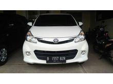 2012 Toyota Avanza 1.5 Veloz MPV