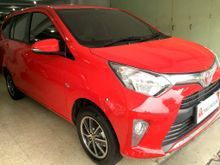 TOYOTA CALYA 1.2 G AT 2016 (ISTIMEWA KM 3RB) DP minim 30JT