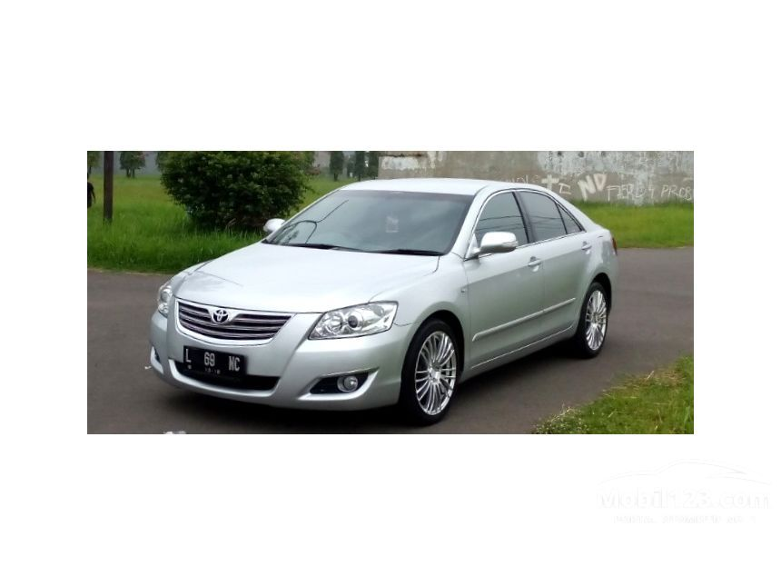 jual mobil toyota camry 2008 g 2 4 di jawa timur automatic sedan silver rp 3667935. Black Bedroom Furniture Sets. Home Design Ideas