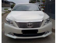 Toyota Camry 2.5 V 2013 Plat D KM 24 Ribu (Istimewa)