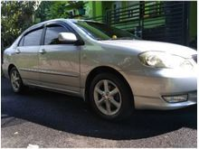 2001 Toyota Corolla Altis 1.8 G Sedan