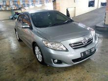 2009 Toyota Corolla Altis 1.8 G Automatic Sedan berkualitas