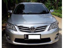 2012 Toyota Corolla Altis 1.8 G Sedan