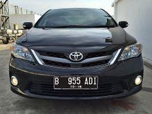 2010 Toyota New Corolla Altis 2.0 V Automatic Paket Hemat