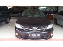 VOICE Corolla Altis V 2012 AT Like New Siap Pakai