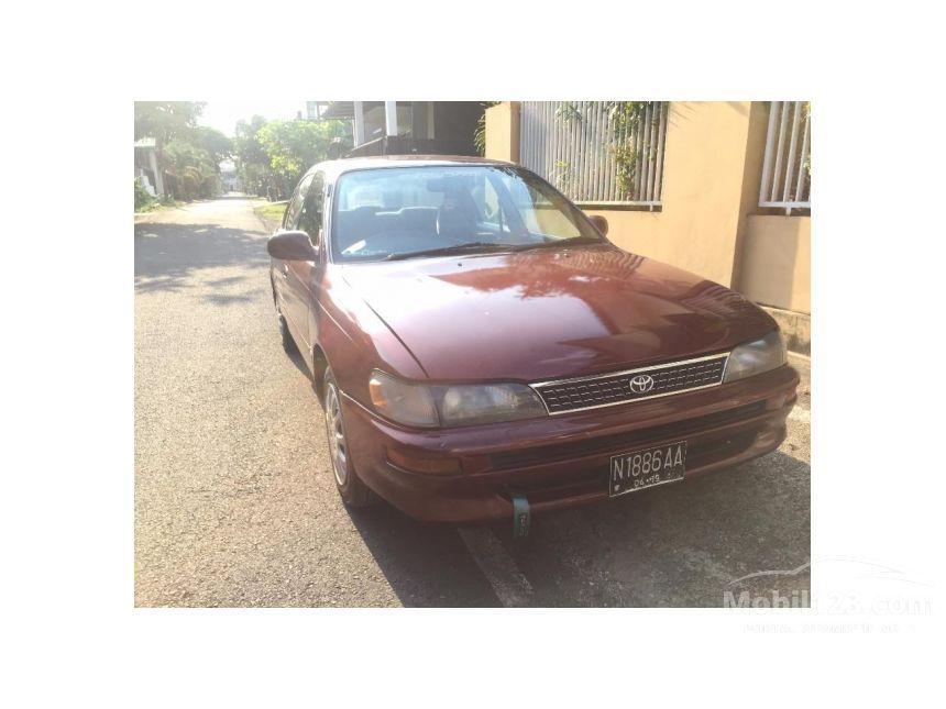 Toyota Corolla 1994 1.6 di Jawa Timur Manual Sedan Marun ...